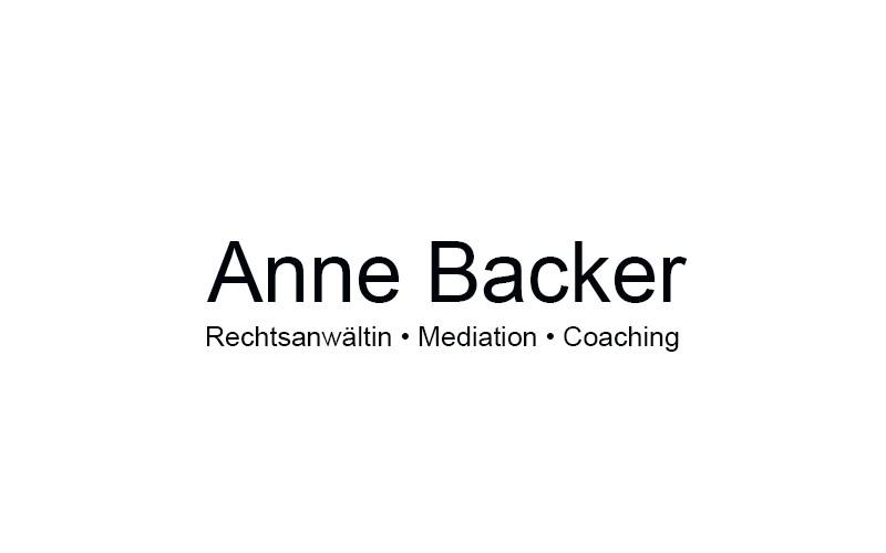Logo-Redesign Anne Backer