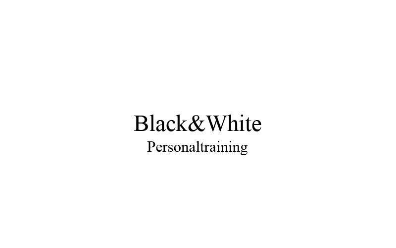 Logo-Redesign Black&White
